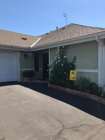Fresno Condo/Townhouse For Sale: 381 E Nees Avenue #148