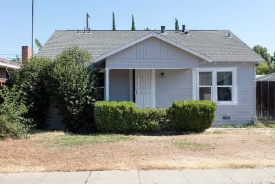Fresno Single Family Home For Sale: 311 E Garland Avenue