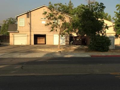 Clovis, Fresno, Sanger Multi Family Home For Sale: 1346 N Cedar Avenue