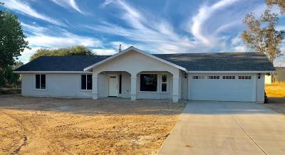 Madera Single Family Home For Sale: 25571 Avenue 18a