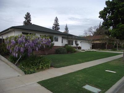 Clovis, Fresno Single Family Home For Sale: 1376 N Vartikian Avenue