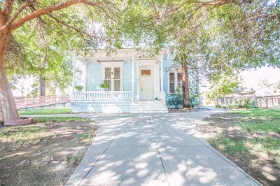 Selma Single Family Home For Sale: 1927 Young Street