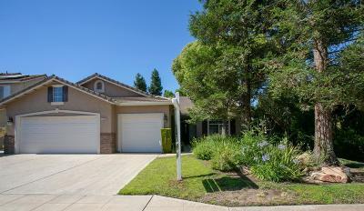 Clovis Single Family Home For Sale: 2731 Rall Avenue
