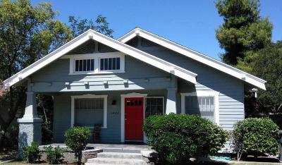 Fresno CA Single Family Home For Sale: $199,000