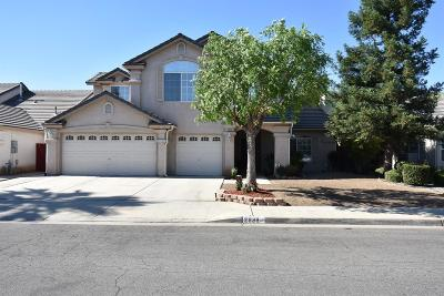 Fresno CA Single Family Home For Sale: $362,000