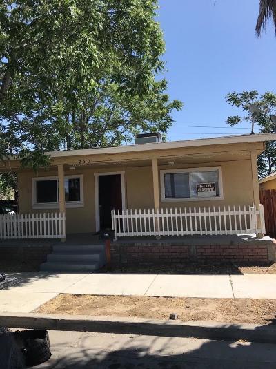Coalinga Multi Family Home For Sale: 250 California Street