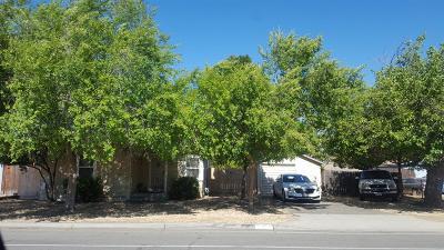 Fresno CA Single Family Home For Sale: $99,950