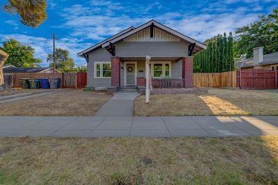 Fresno CA Single Family Home For Sale: $225,500