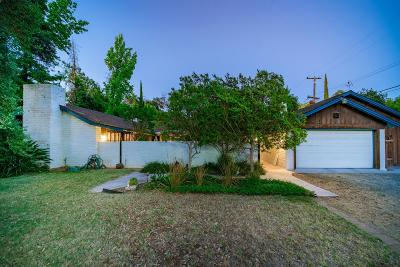 Fresno Single Family Home For Sale: 4882 N College Avenue