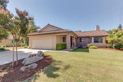 Fresno CA Single Family Home For Sale: $305,000