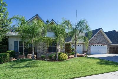 Clovis Single Family Home For Sale: 341 W Warwick Avenue