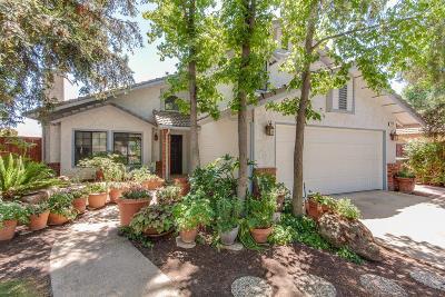 Clovis Single Family Home For Sale: 2270 Stuart Avenue