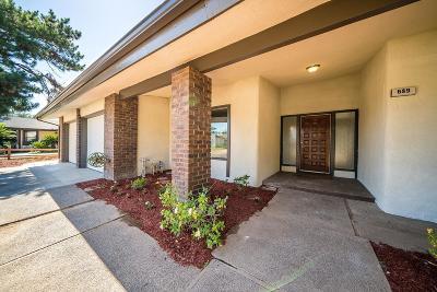 Fresno CA Single Family Home For Sale: $385,000