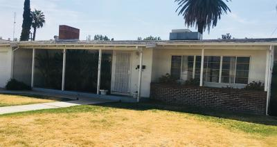 Dinuba Single Family Home For Sale: 589 N Lincoln Avenue