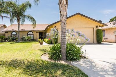 Fresno CA Single Family Home For Sale: $259,000