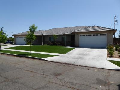 Clovis, Fresno, Sanger Multi Family Home For Sale: 4568 N Cedar Avenue