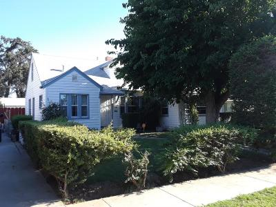 Coalinga Single Family Home For Sale: 264 E Houston Street