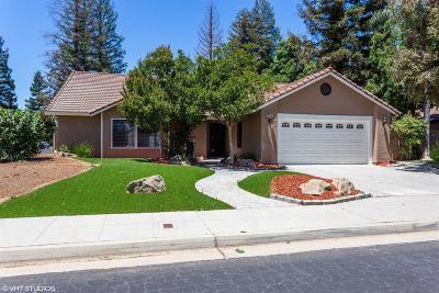 Clovis Single Family Home For Sale: 174 N Carolina Avenue