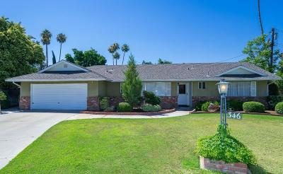 Porterville Single Family Home For Sale: 346 N Ohio Circle Circle