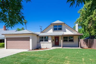 Fresno Single Family Home For Sale: 4885 N Diana Street