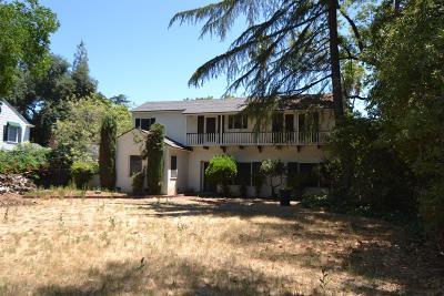 Fresno Single Family Home For Sale: 4352 N Van Ness Boulevard