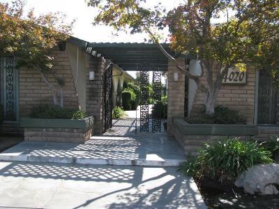 Fresno Condo/Townhouse For Sale: 4020 E Dakota Avenue #105