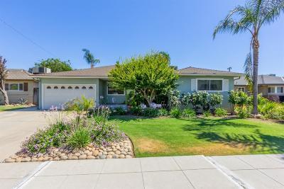 Fresno Single Family Home For Sale: 717 E Scott Avenue