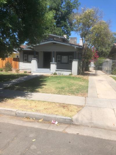 Single Family Home For Sale: 818 N Farris Avenue