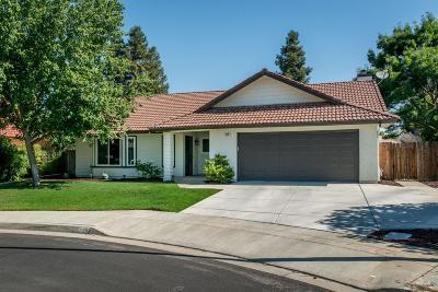 Clovis Single Family Home For Sale: 909 McKelvy Avenue