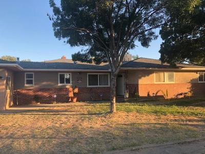 Fresno Single Family Home For Sale: 4574 E Michigan Avenue