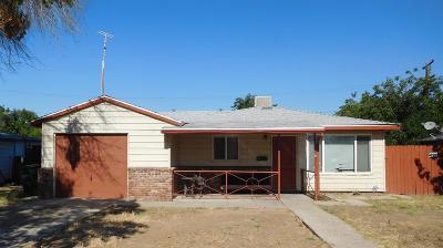 Coalinga Single Family Home For Sale: 1175 N Princeton Avenue