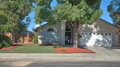 Clovis Single Family Home For Sale: 233 N Cypress Avenue