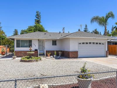Madera Single Family Home For Sale: 1313 De Cesari Avenue