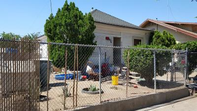 Fresno Single Family Home For Sale: 1908 E Lewis Avenue