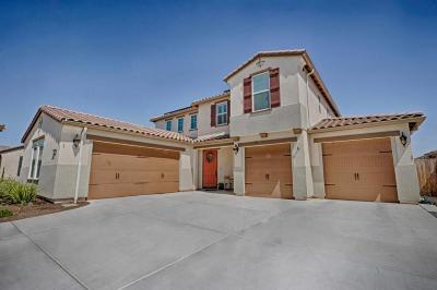 Clovis Single Family Home For Sale: 3127 Portland Avenue
