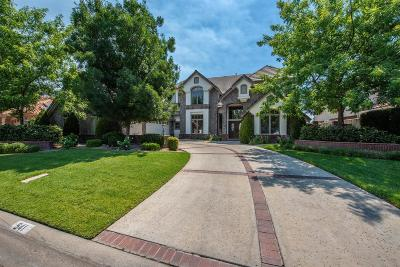 Single Family Home For Sale: 541 E Chesapeake Circle