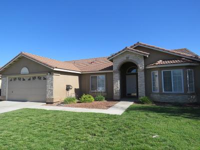 Kerman Single Family Home For Sale: 15837 W Middleton