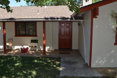 Clovis Single Family Home For Sale: 26184 Redhawk Lane