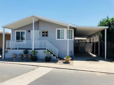 Kingsburg Mobile/Manufactured For Sale: 1551 6th Avenue Drive #48
