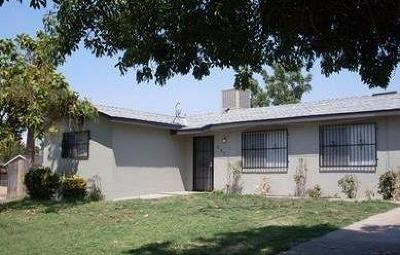 Fresno Single Family Home For Sale: 6694 N Effie Street