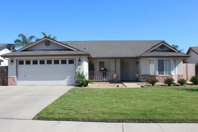 Kingsburg Single Family Home For Sale: 256 W Orange Street