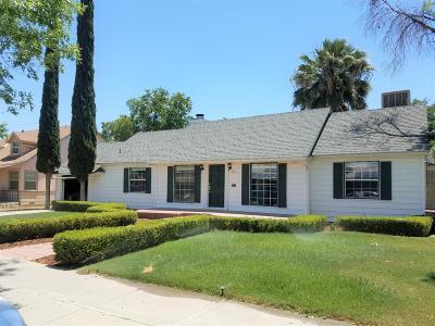 Coalinga Single Family Home For Sale: 351 Yale Avenue