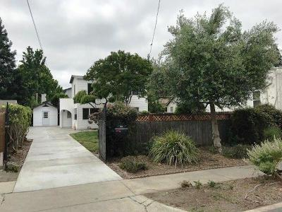 Out Of Area Single Family Home For Sale: 612 E Street