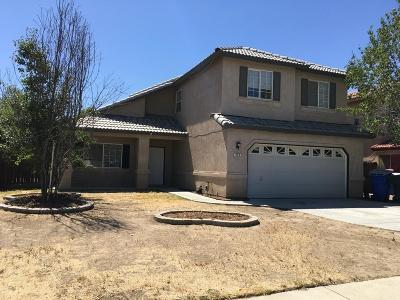 Coalinga Single Family Home For Sale: 699 Haliburton Way