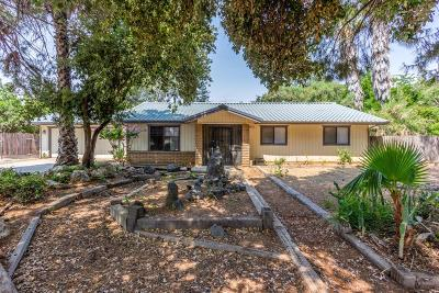 Madera Single Family Home For Sale: 12170 Charlton Road