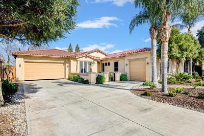 Clovis Single Family Home For Sale: 41 W Jordan Avenue