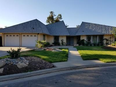 Fresno Single Family Home For Sale: 2778 W Robinwood Lane