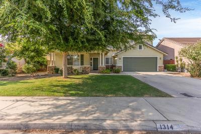 Selma CA Single Family Home For Sale: $347,000