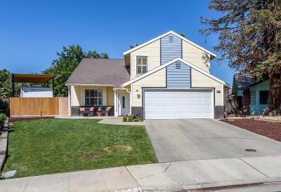 Selma CA Single Family Home For Sale: $286,450