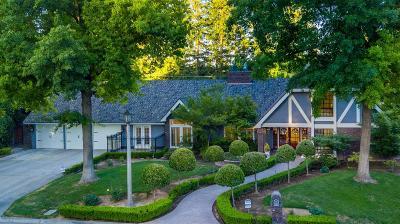 Fresno Single Family Home For Sale: 5434 N Woodson Avenue